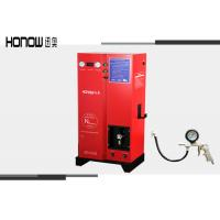Cheap Manual Mode Nitrogen Generator Machine With Vacuum / Nitrogen Tire Inflation System wholesale