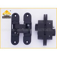 Italian Type 180 Degree Concealed Invisible Door Hinges Hardware 60kg