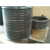 Cheap pressure Screen Basket for Paper Pulping machine wholesale
