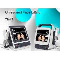 Buy cheap Energy 8 - 35ms HIFU Face Lifting Machine Non - Surgival / Wrinkle Removal from wholesalers
