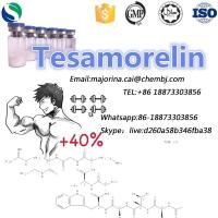 Cheap Tesamorelin Muscle Gain Steroids for Weight Loss Injection Peptides CAS 218949-48-5 wholesale