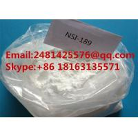 Cheap NSI189 Raw Steroid Powders Nsi-189 Phosphate For Antidepressant CAS 1270138-41-4 wholesale
