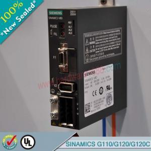Cheap SIEMENS SINAMICSG110/G120/G120C 6SL3211-0AB11-2UB1/6SL32110AB112UB1 wholesale