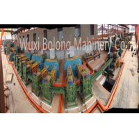 Cheap Electric Control Deformed Bar Hot Rolling Mill With CE Certificate wholesale