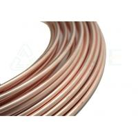 Cheap Copper Coated Galvanized Steel Pipe 4.76 X 0.71 6.35 X 0.71 Low Carbon Steel wholesale