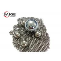 Cheap Magnetics Mirror Finish 1 Inch Steel Ball , Industrial Polished Steel Ball wholesale