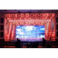 Cheap Full Color Led Stage Backdrop Rental Display Billboard wholesale