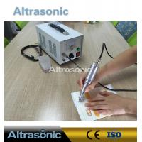 Cheap 40 Khz Ultrasonic Cutting Machine Replaceable With High Cutting Precision wholesale
