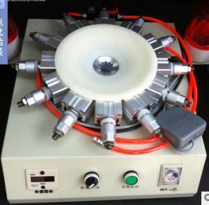 China B22 Bulb Cap Punching Crimping Machine For LED Bulb Cap Punching Production Line on sale