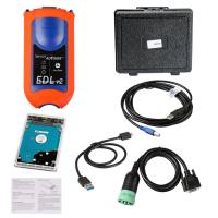 Buy cheap JOHN DEERE DIAGNOSTIC KIT for John Deere Service Advisor Electronic Data Link v2 from wholesalers