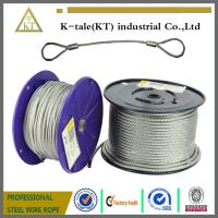 Cheap 1X7 3.3mm Galvanized Steel Strand For Catenary Wire wholesale