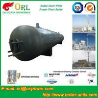 Cheap Corrosion resistance oil steam boiler mud drum ISO9001 wholesale