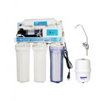 Cheap Manual / Auto Flush Ro Reverse Osmosis Water Filter Home Water Treatment Systems wholesale