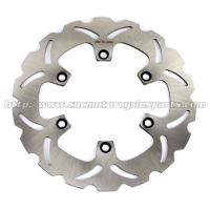 Buy cheap Steel ER5 Motorcycle Brake Disc Front Disc Brakes Kawasaki GTR 1000 Street Bike from wholesalers