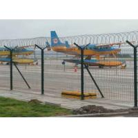 China PVC Coated Welded Wire Mesh Fence Panels For Security And Gardening on sale