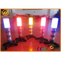 3 pcs AAA Dry Battery Powered Strobe Light 360 Degree LED Array Weather Resistant