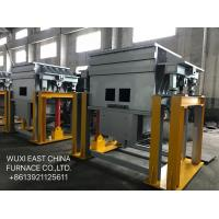 Buy cheap Cored Induction Copper Brass Bronze Melting Furnace , Upcasting Continuous from wholesalers