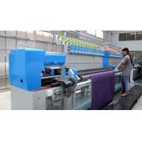 Cheap Heavy Duty Industrial Embroidery Machines , Digital Sewing Machine For Car Cushions wholesale
