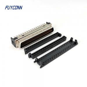 Cheap 68Pin IDC Crimp Cable Type Male Mini D Ribbon SCSI Connector wholesale