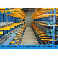 Cheap Warehouse Industrial Storage Rack System Both Aluminum Pipe Side Optional Color wholesale
