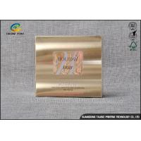 Cheap Foil Stamping Cardboard Gift Boxes Luxury Design For Cosmetic Skincare Cream wholesale