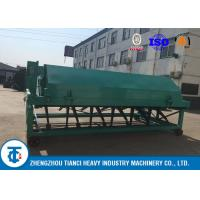 Cheap Waste Processing Compost Turner Food 5 - 8 Tons Per Hour Capacity Carbon Steel Made wholesale