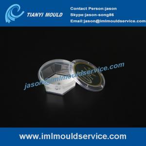 Cheap Professional plastic IML thin wall mold suppliers, Plastic IML thin wall mold service wholesale