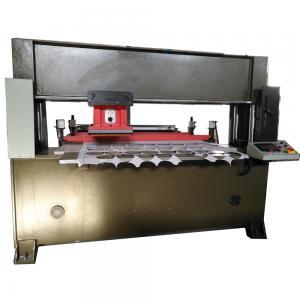 Cheap Cutting Machine Hydraulic Travelling Head Cutting Machine for sand paper, foam. slipper etc wholesale