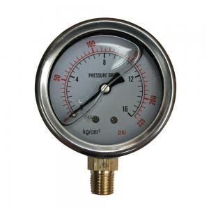 Cheap Hydraulic Pressure Gauges, 15,000 psi, 1000 bar wholesale