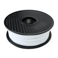Cheap White Heat Resistant Three-D Printer Printing Material High Compatibility wholesale