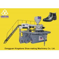 Quality Easy Operate Slippers Sandal Boots Making Machine For PVC TPR Material for sale