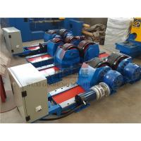 Bolt Adjustable type Pipe Welding Rotator with Siemens DC Motor / Pipe Rotators for Welding
