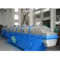 Buy cheap Vibrating Fluid Bed Dryer With Professional 2 Sets Of 12KW Vibrating Motors from wholesalers