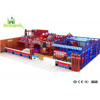 Buy cheap Custom Made Kids / Baby Climbing Gym Static Resistant For Kindergartens from wholesalers