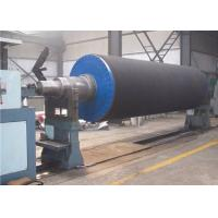 Cheap Rubber Covered Paper Machine Roll For Wire / Dryer / Press Section wholesale