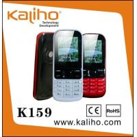 Cheap K159 1.8 inch color screen mobile phone with lowest price wholesale