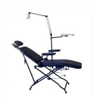 Cheap Dental Equipment/Portable dental chair/Patient Chair with light wholesale