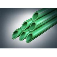 Cheap S2.5 Grade PPR Fiberglass Composite Pipe High Pressure Resistant For Building Water Supply wholesale