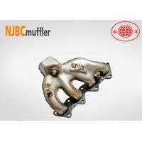 China cat converter price fit Land Cruiser  409/304 stainless steel welding exhaust manifold from  NJBC auto parts on sale