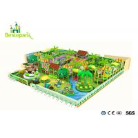 Cheap Colorful Climb / Jump Kids Indoor Playground Anti Skid 15.86 * 7.32  * 8M wholesale