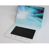 Cheap Advertising lcd video mailer , lcd video business cards for fair display wholesale