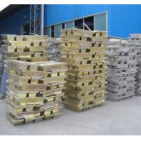 Cheap LEM High Pure 99.99 Tin Ingot  99.99% /99.95%/99.9% Tin ingot for sale wholesale