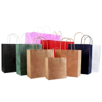 Buy cheap Wholesales Custom Logo Printed Cheap Recycled Take Away Food Packaging Shopping from wholesalers