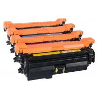 Cheap CE400A / CE401A Laser Printer Toner Cartridge , HP Compatible Color Laser Toner wholesale