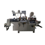 MQ-320A Self Adhesive Sticker Barcode Label Die Cutter Machine electronic die