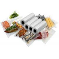 Cheap Heat Seal Food Vacuum Bags Storage Smell Proof Laminating Pouch Gravure Printig wholesale