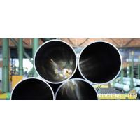 Cheap GB 18248 30CrMnSiA Seamless Boiler Tubes / Annealed Steel Pipe Thickness 0.8 mm Round wholesale
