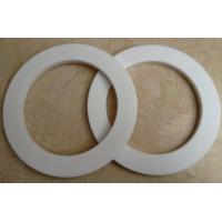 Cheap High Temperature PTFE Flange Gasket Custom Made Plastic Parts for Household wholesale