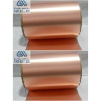 Cheap 35um Double Shiny Copper Foil Sheet Roll With High Content Cu wholesale