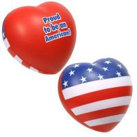 Cheap PU Heart Anti Stress Ball wholesale